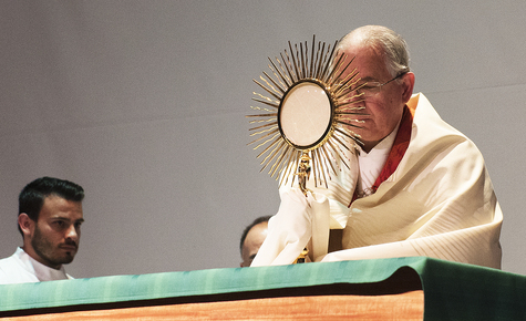 Christ the King Eucharistic procession cancelled amid COVID surge