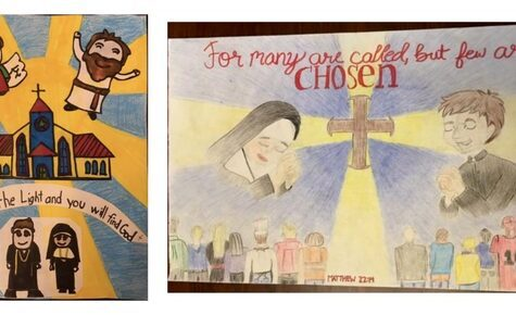 LA Catholic schools launch 2020 poster contest for Vocations Awareness Week