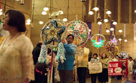 LA's Simbang Gabi novena to go outdoors – and back to its roots