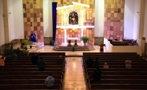 LA Archdiocese announces closure of churches to help stem spread of coronavirus