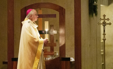 Archbishop's homily: Jesus still traveling with believers in pandemic