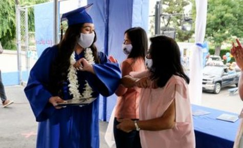 Life lessons for LA Catholic graduates in a pandemic