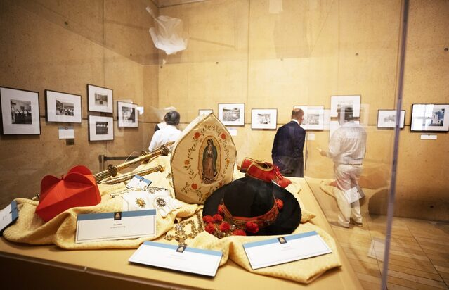 Cathedral exhibit brings 250 years of LA Catholic history to life