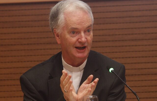 Vatican official praises Los Angeles Archdiocese's digital efforts at C3 conference