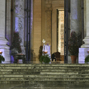 How the pope put 'truth on display' in an empty St. Peter's Square