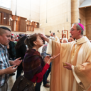 San Pedro bishop pens stations of the cross for health care workers