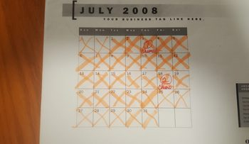 Coronavirus, cancer, and that old calendar
