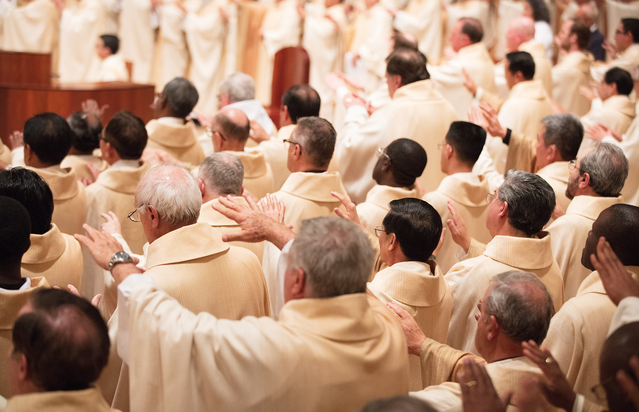 2021 list of associate pastors announced for the Archdiocese of Los Angeles
