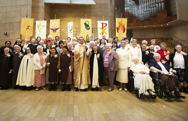 Big gift helps launch 'landscape study' of LA's religious sisters