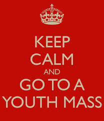 Youth Mass - Prior to Cast Your Nets - 4:00pm