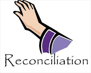 First Reconciliation for 2nd Grade CCD Students