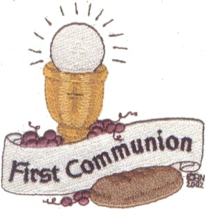 Practice for 1st Holy Communion - English