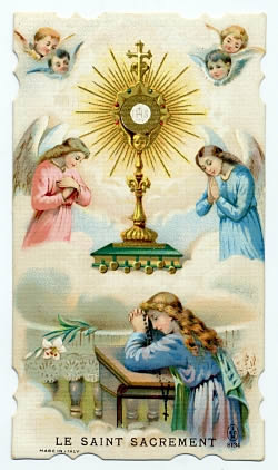 Adoration & Exposition of the Blessed Sacrament