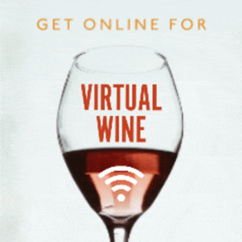 Virtual Wine Tasting - November 18 @ 8pm