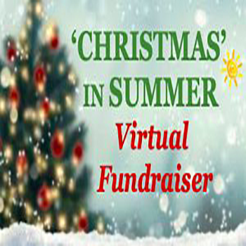 Christmas in Summer Virtual Fundraisers