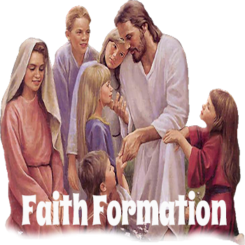 2020-2021 Faith Formation is Going Virtual! Registration is open now!