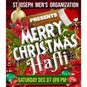 Men's Christmas party
