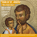 PLENARY INDULGENCE FOR THE YEAR OF Saint Joseph