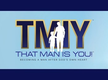 Men's Ministry: That Man is You