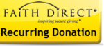 Faith Direct - Recurring Gift