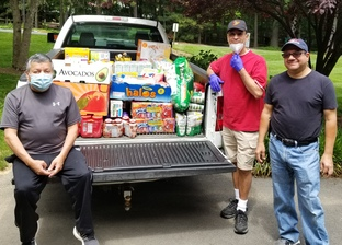 Donations from our Spanish Community