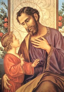 St. Joseph: The Shadow of the Father