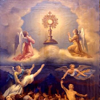 Solemnity of The Most Holy Body & Blood of Christ