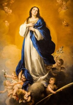 Parish Rosary to honor Our Lady on the Solemnity of the Assumption