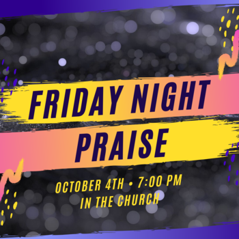 Friday Night Praise