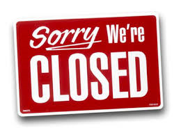 Office Closed-