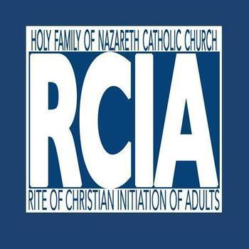 RCIA- CANCELED TONIGHT ONLY