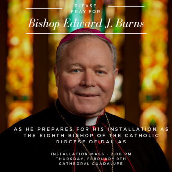 Bishop Installation Via Live Stream