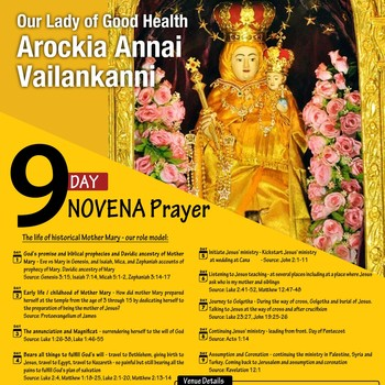 9 Day Novena Prayer Our Lady of Good Health