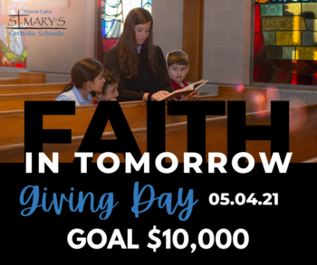 Faith In Tomorrow Giving Day!