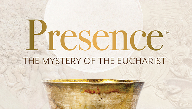PRESENCE, The Mystery of the Eucharist   St  Theresa