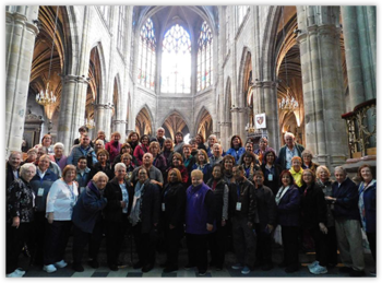 Pilgrimage to France: A Journey With Those Who Were Light to the World