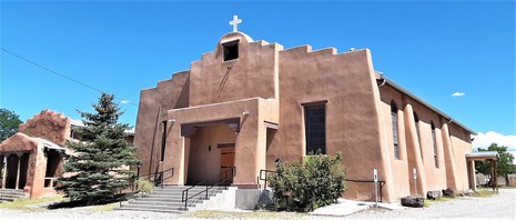 St. Anthony of Padua Catholic Church Dixon New Mexico