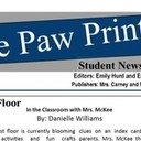 St. Bernadette Student Newspaper Has Been Published