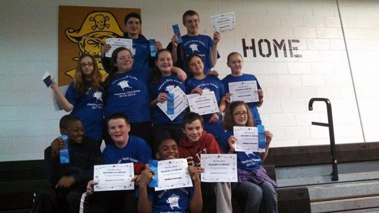 SBS Wins Blue Ribbon in Reading Olympics