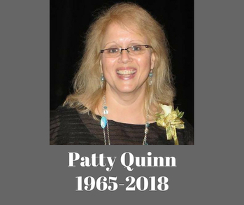 Funeral for teacher Patty Quinn