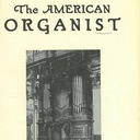 ARTICLE: Holy Cross Organ: Comments on a Fine Example of the Small Organ, March 1934