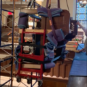 VIDEO: Organ Console Hoisted to the Gallery, May 19, 2019