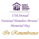 17th Annual National Homeless Persons ' Memorial Day