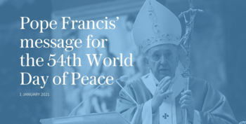 54th WORLD DAY OF PEACE