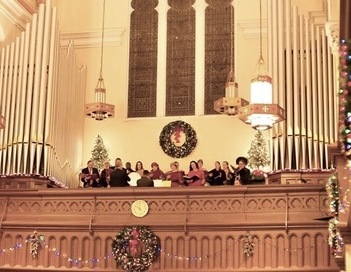AUDIO: Newly Restored Aeolian-Skinner Pipe Organ Makes Its Debut, Christmas 2019