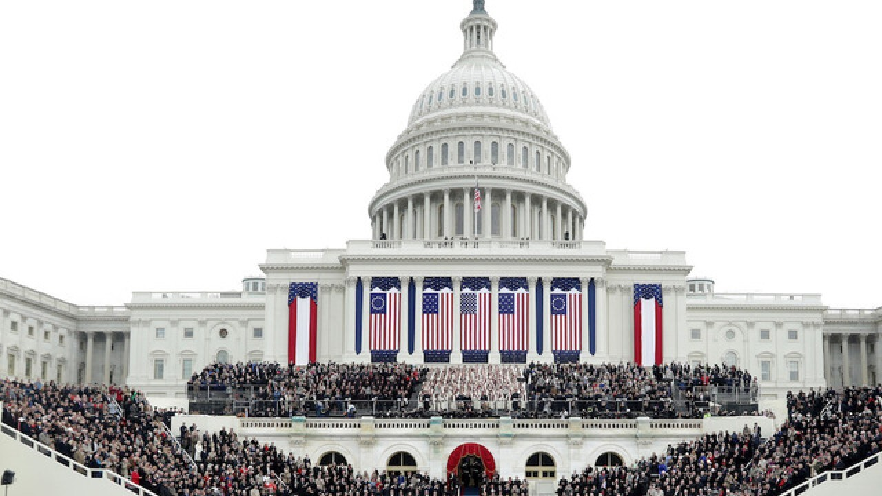 Prayer for the Inauguration of the 46th President