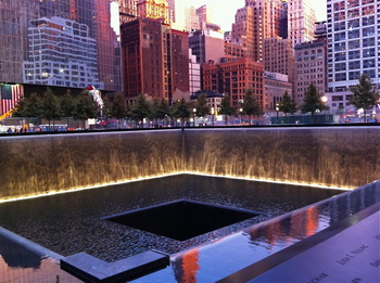 Remembrance of September 11