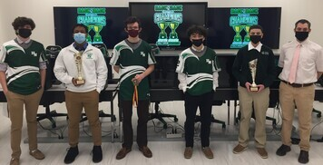 National Title-Winning Esports Team Featured on Cleveland.com