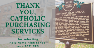 HN Receives Catholic Purchasing Services Leadership Award