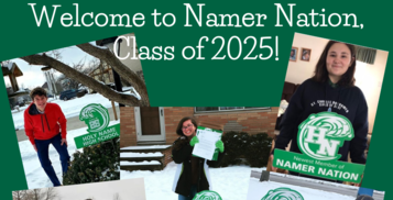 Welcome, Class of 2025!
